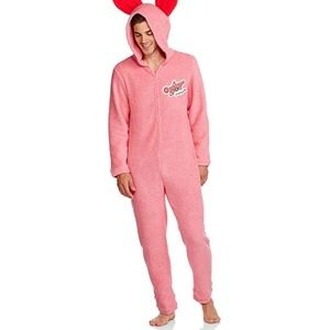 NWT A Christmas Story Bunny Union Suit